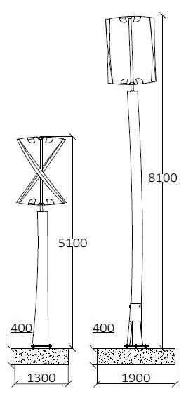 schema eolienne vertical wind turbine