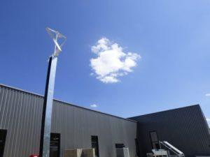 eolie-8m didactique enseignement wind turbine vawt