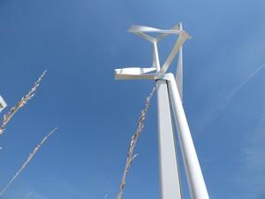 vertical wind turbine eolie 3 blades